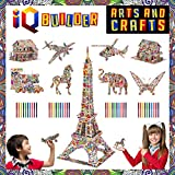 IQ BUILDER   Fun Creative DIY Arts and Crafts KIT   Best Toy Gift for Girls and Boys Age 8 9 10 11...