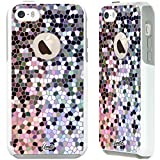 Unnito iPhone 5 Case - Hybrid Commuter Case   Slim Cover with Hard Shell Design and Soft Inner Layer...