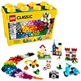 LEGO Classic Large Creative Brick Box 10698 Build Your Own Creative Toys, Kids Building Kit (790...