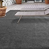 iCustomRug Affordable Indoor/Outdoor Carpet with Marine Backing, Many 12' x 10' Carpet Flooring for...