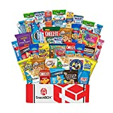 Care Package Snacks for College Students, Finals, Office, Father's Day, Deployment, Military and...