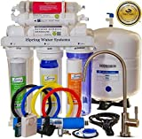 iSpring RCC7AK 6-Stage Superb Taste High Capacity Under Under Sink Reverse Osmosis Drinking Water...