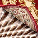 RHF Non-Slip Area Rug Pad 8 x 10 Ft - Protect Floors While Securing Carpet Rug and Making Vacuuming...