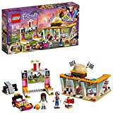 LEGO Friends Drifting Diner 41349 Race Car and Go-Kart Toy Building Kit for Kids, Best Creative Gift...