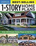 Best-Selling 1-Story Home Plans, Updated 4th Edition: Over 360 Dream-Home Plans in Full Color...