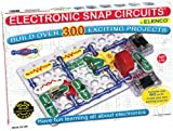 Snap Circuits Classic SC-300 Electronics Exploration Kit   Over 300 STEM Projects   4-Color Project...