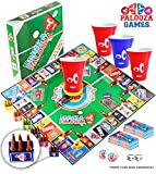 DRINK-A-PALOOZA Board Game: Fun Drinking Games for Adults & Game Night Party Games | Adult Games...