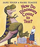 READ N LEARN How Do Dinosaurs Count to Ten? , Educational Books Toys, 2017 Christmas Toys
