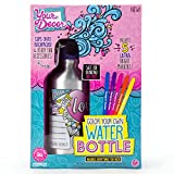 Your Décor Color Your Own Water Bottle by Horizon Group USA, DIY Bottle Coloring Craft Kit, BPA...