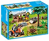PLAYMOBIL Lumber Yard with Tractor