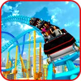 Roller Coaster Ride 3D - Real VR Fun