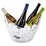 True Ice Bucket Holder Chilling Tub for Indoor and Outdoor...