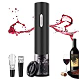 Electric Wine Opener, Lirches Automatic Wine Bottle Opener,...