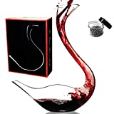 Le Sens Amazing Home Cygnus Wine Decanter 100% Hand Blown...
