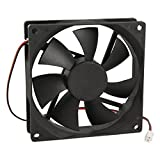 URBEST 90mm x 25mm DC 12V 2Pin Cooling Fan for Computer Case...