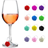 Wine Glass Drink Markers for Cocktails Martinis Champagne...