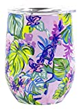 Lilly Pulitzer Insulated Stemless Tumbler Mermaid In The...