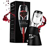 Red Wine Aerator Decanter - Wine Aerator Pourer - Diffuser...