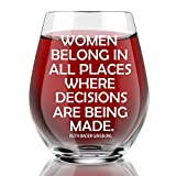 Women Belong in Places Where Decisions Are Being Made Wine...
