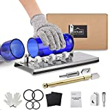 Bottle Cutter & Glass Cutter Kit, for Cutting Wine Bottle or...