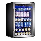 Antarctic Star Beverage Refrigerator Cooler-120 Can Mini...