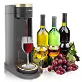 Portable Electric Automatic Wine Dispenser - Wine Aerator...