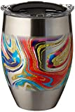 Tervis Tie Dye Swirl Stainless Steel Insulated Tumbler with...
