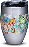Tervis Butterfly Glow Stainless Steel Insulated Tumbler with...