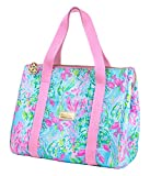 Lilly Pulitzer Thermal Insulated Lunch Cooler Large...