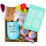 Wine Gifts for Women - The Perfect Wine Gift Basket - 8 Cute...