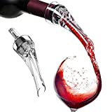 Wine Aerator Pourer - Premium Wine Decanter Spout with...