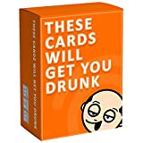 These Cards Will Get You Drunk - Fun Adult Drinking Game for...