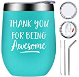 Thank You For Being Awesome - Thank You Gifts for Women Men...