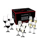Riedel Ouverture Wine Glass, Set of 12, Red & White &...