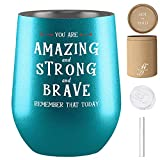 Encouragement Gifts for Women, Fancyfams 12 oz Stainless...