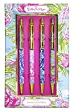 Lilly Pulitzer Ink Pen Set Multi One Size