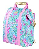 Lilly Pulitzer Insulted Backpack Cooler Large Capacity,...