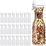 Tiger Chef 40 Ounce Clear Acrylic Carafe With Spout And Lid...