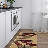 Ottomanson Siesta Collection Design (Non-Slip) Runner Rug,...