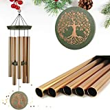 ASTARIN Wind Chimes Outdoor Deep Tone,36 Inch Large Memorial...