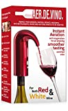 Electric Wine Aerator Decanter. Portable USB Recharge...