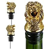 psler Animals Shape Wine Pourer Aerator Unique Reusable Red...