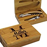 Custom Personalized 2 Piece Wine Tool Opener Accessories...