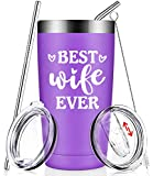 Best Wife Ever - Wife Gifts from Husband Romantic - Funny...