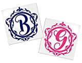 Yeti Letter Decal, Your Choice of Color & Style | Decals by...