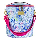Lilly Pulitzer Insulated Soft Beach Cooler with...
